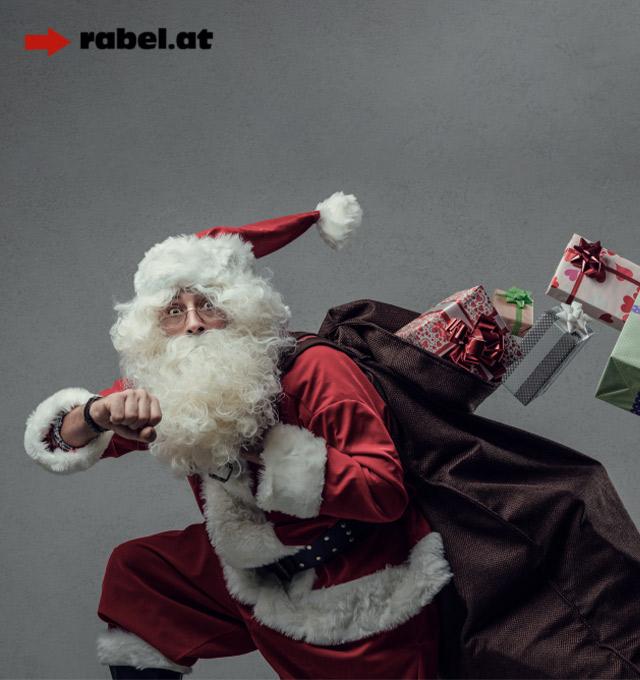Weihnachtsmann last minute